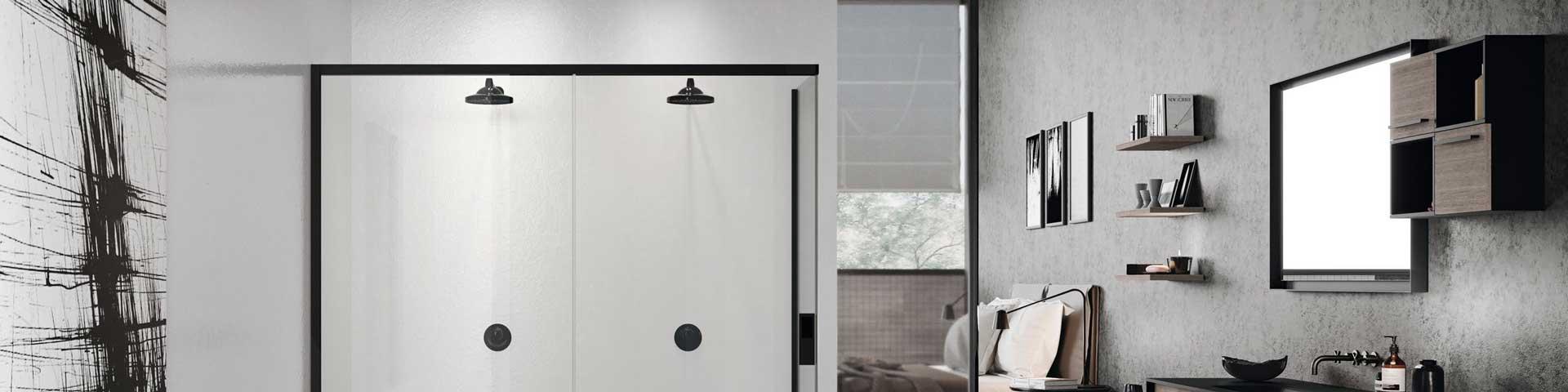 Box doccia di ogni tipo e dimensione roma - Cirelli arredo bagno ...