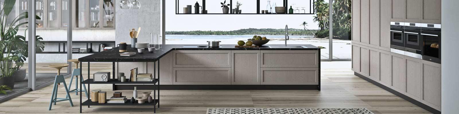 Ar tre cucine classiche moderne e in muratura roma for Realizza la tua cucina